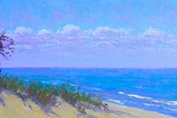 Artist Residency at Indiana Dunes National Park
