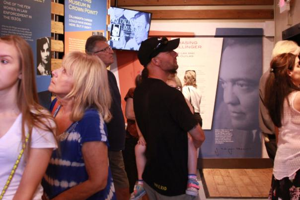 25 Cent Admission at the John Dillinger Museum