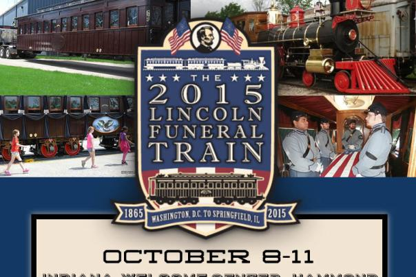 Jump on the Lincoln Funeral Train