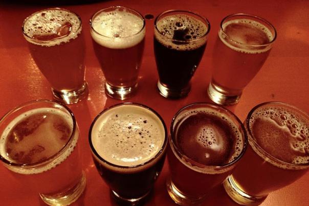 Sample American Craft Beer Week