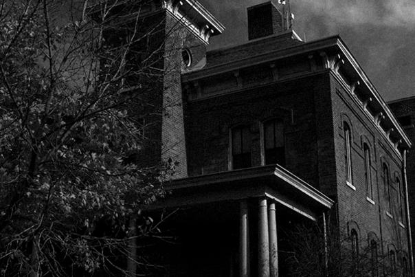 Four Frights for Halloween - Haunted Houses along the South Shore