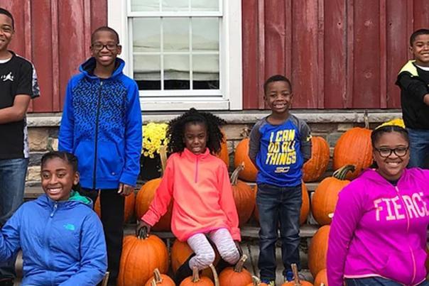 Weekend Getaway with Family + Apple Orchard = Everlasting Memories