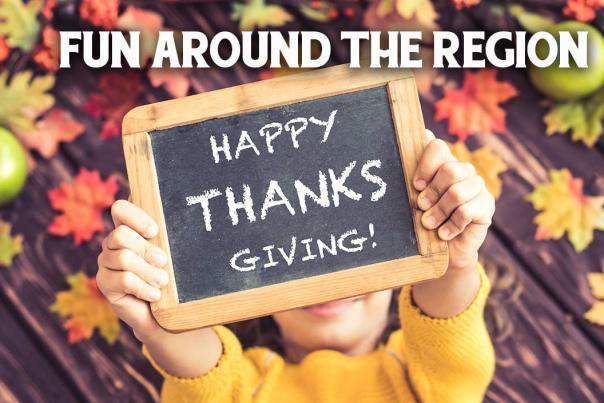 Things to do around Northwest Indiana Thanksgiving Week