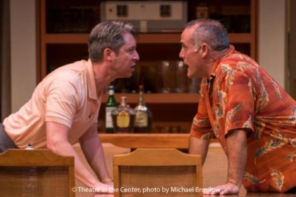 The Odd Couple at Theatre at the Center