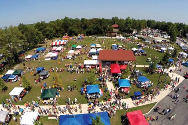 Summertime Fun in Jasper County and Beyond