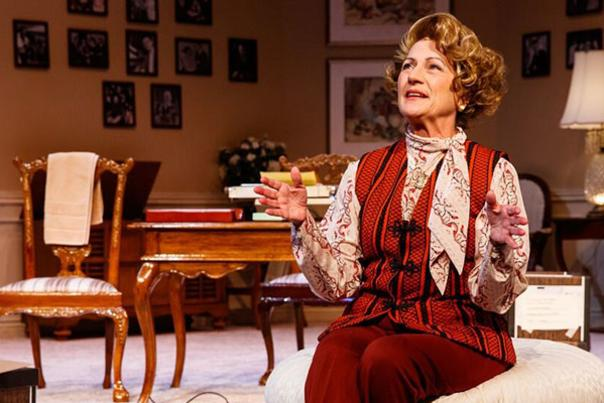 The Lady with All the Answers at Theatre at the Center