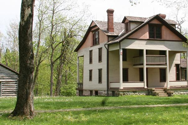 Bailly Homestead at Indiana Dunes National Park