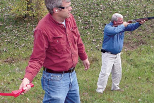 Clay Shooting at Oakwood Gun Club
