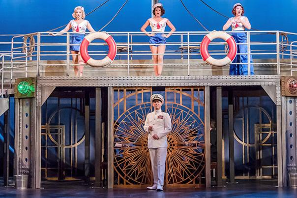 Dames at Sea at Theatre at the Center