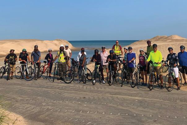Decay Devils Preservation Ride Through Miller Beach