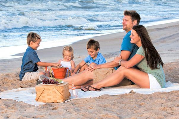 Family Fun at Indiana Dunes Beaches