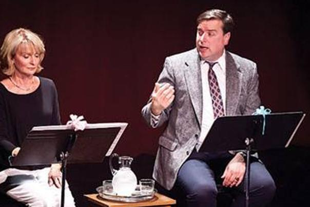 Love Letters at Theatre at the Center
