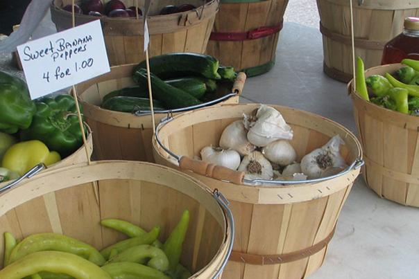 Northwest Indiana Farmers Markets