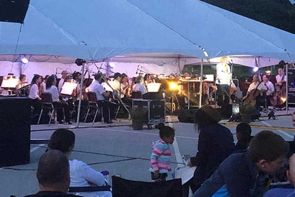 Northwest Indiana Symphony at Indiana Dunes