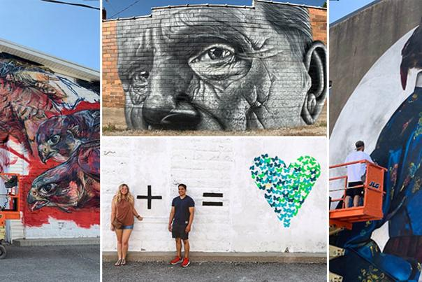 Rensselaer Art Walk - Public Art in Northwest Indiana