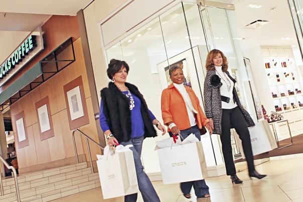 Clothing & Apparel shopping