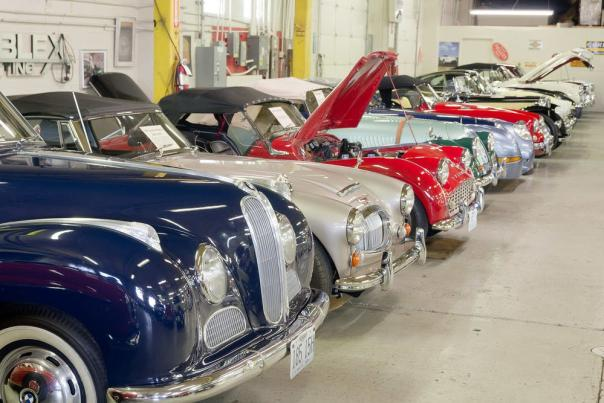 Rt 66 Car Museum