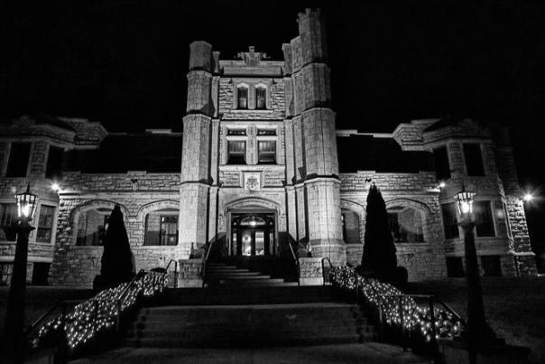 Pythian Castle Haunted