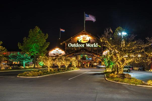 Bass Pro Shops Winter Wonderland