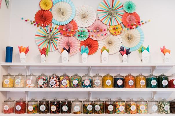 Bon Bon's Candy House