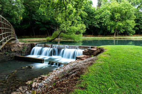 Ritter Springs Park in Springfield, Missouri