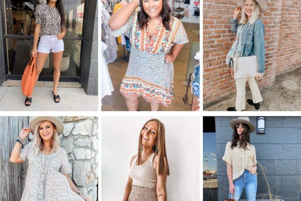 Spring Boutiques Images