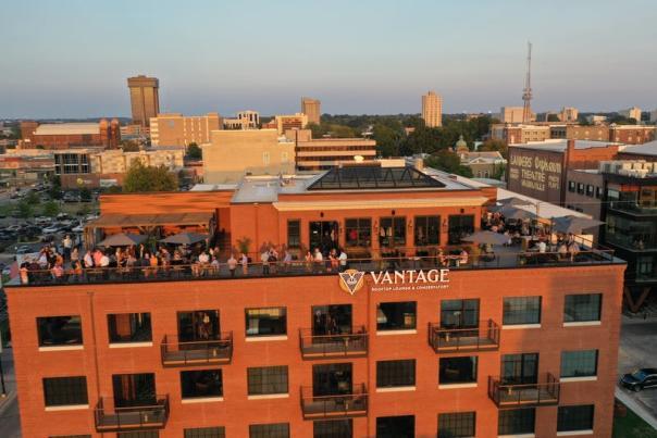 vantage roof
