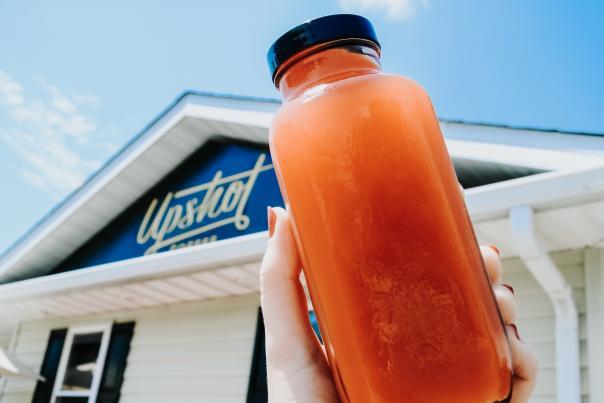 Upshot Juice Cropped