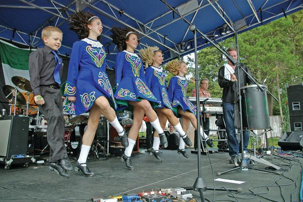 Missouri River Irish Fest