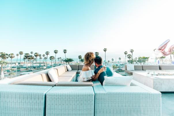 Valentine's Day Staycations in Huntington Beach