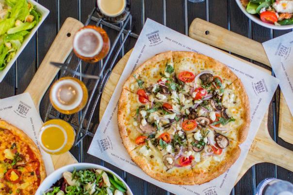 Pizza Press in Huntington Beach