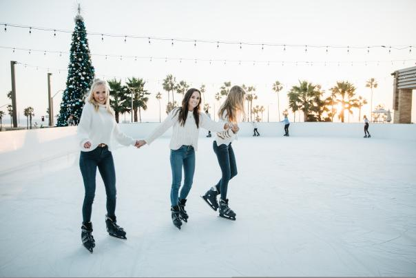 Pasea Hotel and Spa Ice Rink