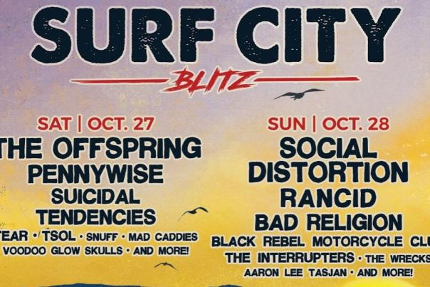 Surf City Blitz in Huntington Beach