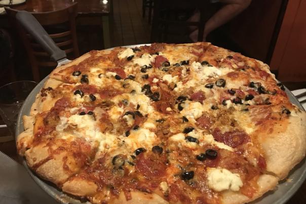 Sunset Pizza & Pasta in Sunset Beach