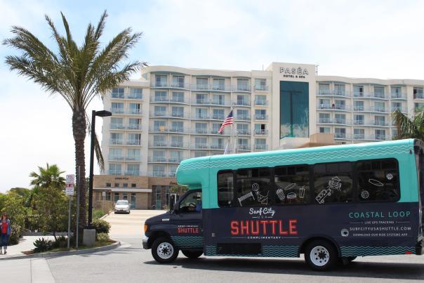 Shuttle Header