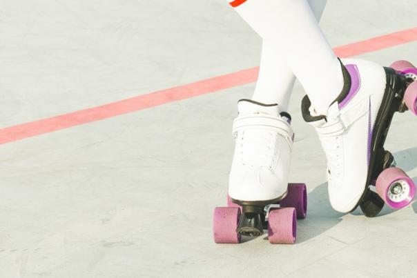 Women in Roller Skates