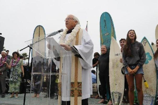 Blessing of the Waves Father Christian