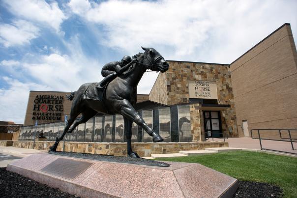 American Quarter Horse Museum-Amarillo-H