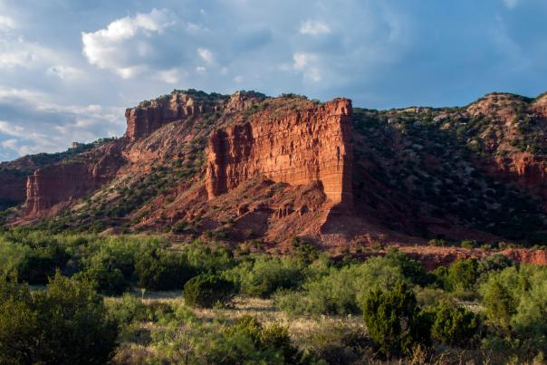 Caprock Canyon-Panhandle Plains-H
