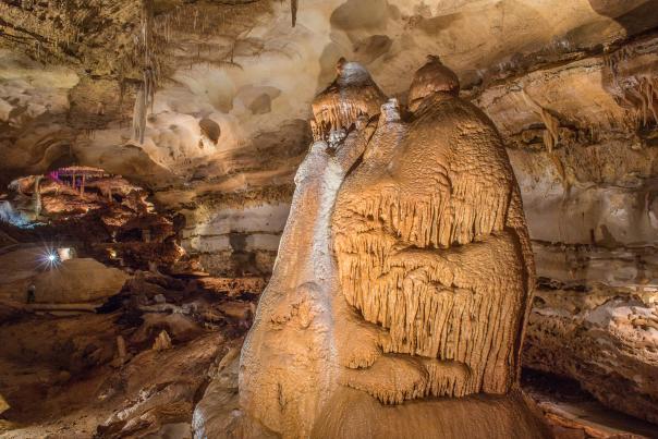 Inner Space Caverns-Georgetown-H