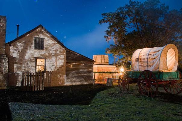 LBJ Ranch-Johnson City-H