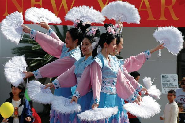 Lunar New Year Festival-Houston-H