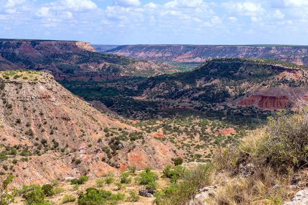Palo Duro Canyon-Panhandle Plains-H