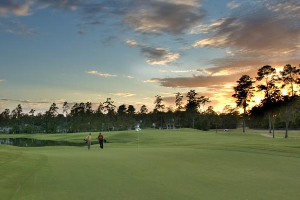 Golf-Woodlands Country Club-H
