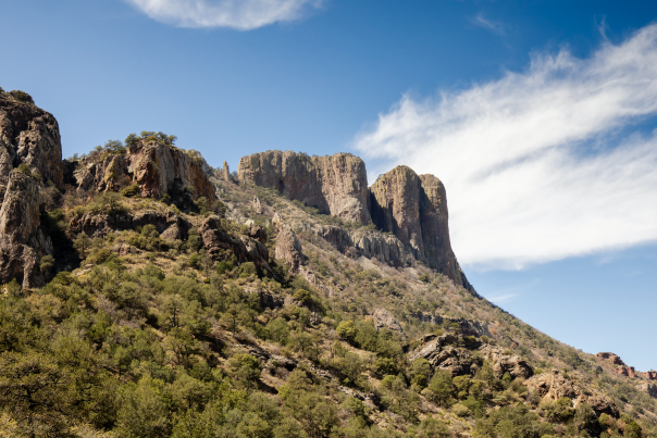 Big Bend National Park_Chisos Mountain_H