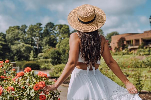 Influencer Itineraries-Jasmine Alley-Tyler-Rose Garden