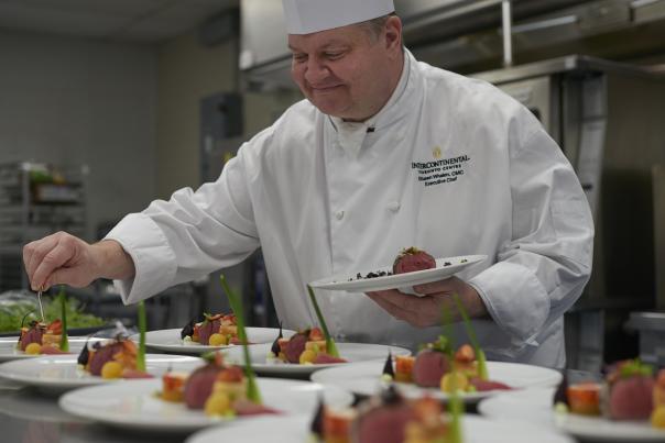 Chef Shawn Whelan, IHG_YYZTC Intercontinental Toronto Centre