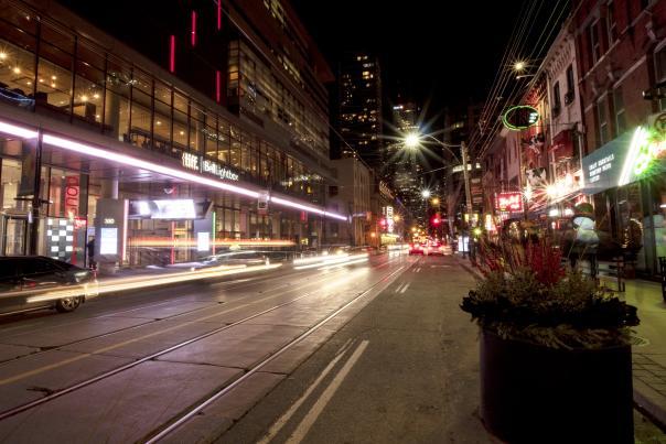 TIFF Bell Lightbox, King Street West