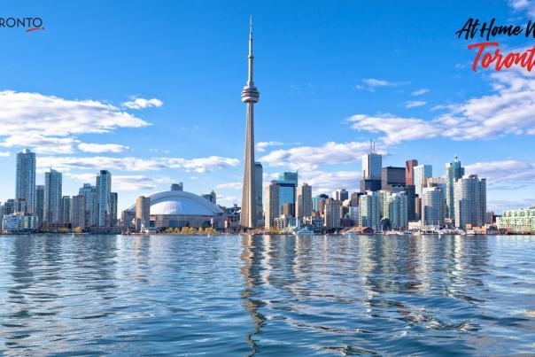 Toronto zoom background