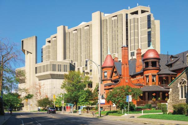 university-of-toronto-robarts-library-exterior